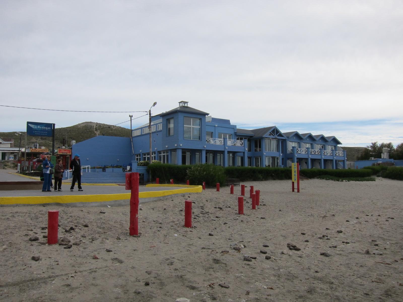 Las Restigas - unser Hotel de Mar (das ist auch das WLAN-Passwort!)